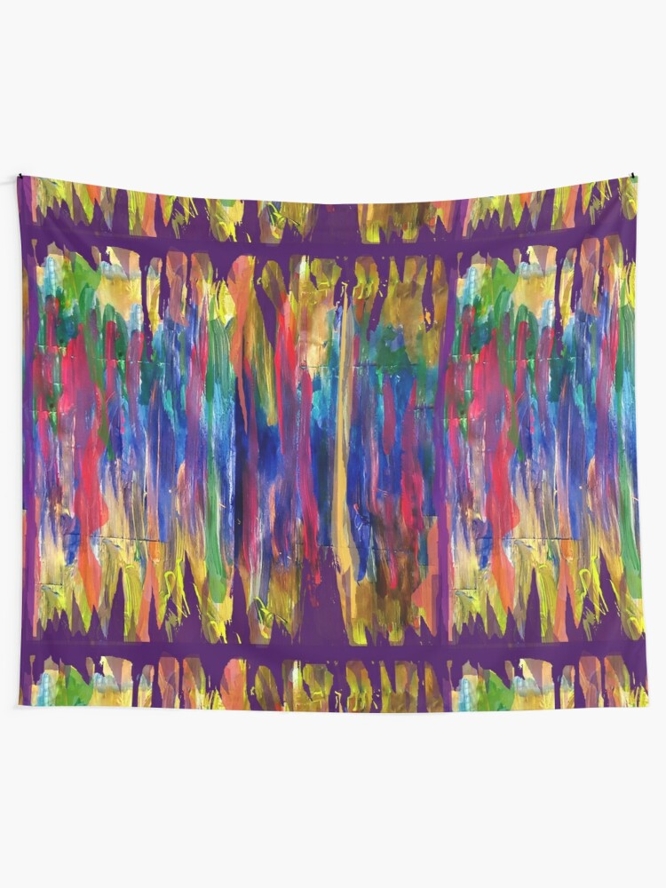 Alternate view of Flow Tapestry
