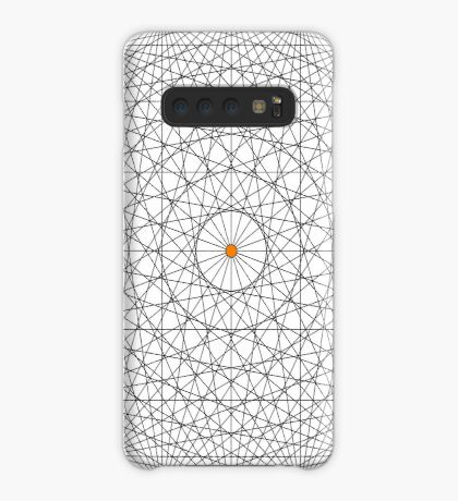 20 Points on a circle Case/Skin for Samsung Galaxy