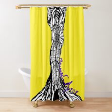 Woman Within8 Shower Curtain