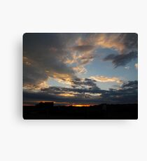 Arizona Sky Canvas Print