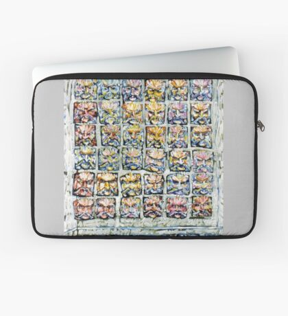 Faces - Brianna Keeper Paintings Laptop Sleeve