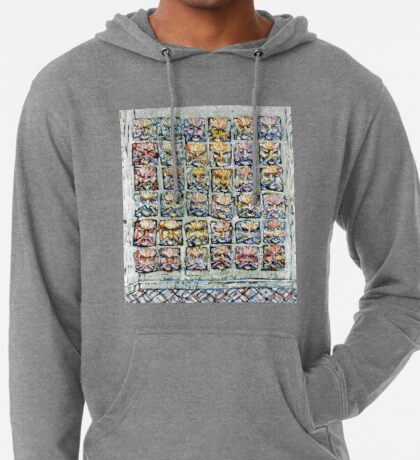 Faces - Brianna Keeper Paintings Lightweight Hoodie