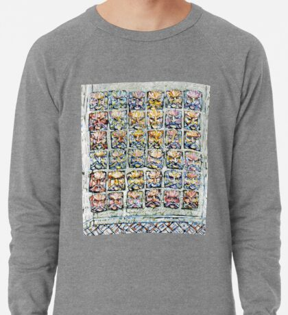 Faces - Brianna Keeper Paintings Lightweight Sweatshirt