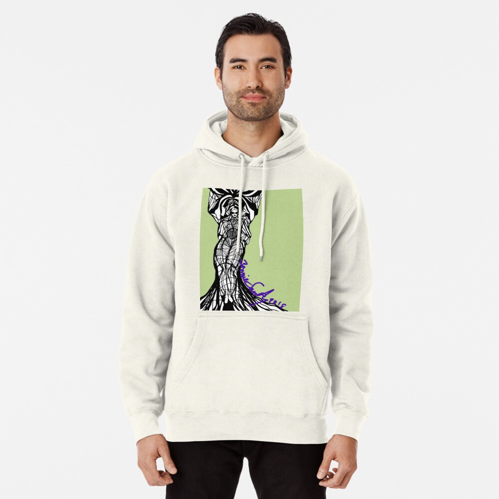 Woman Within3 Pullover Hoodie