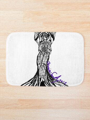 Woman Within1 Bath Mat