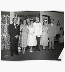 Elkins & Draffen Wedding / No.2 Poster