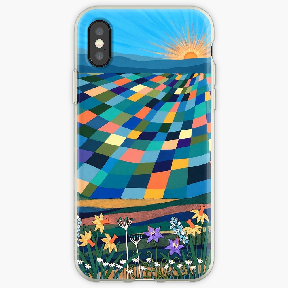 Bright Sun Shiny Day iPhone Cases & Covers