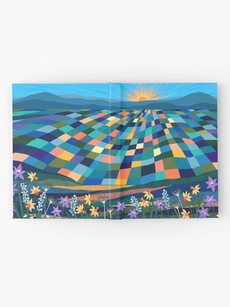 Alternate view of Bright Sun Shiny Day Hardcover Journal