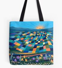 Bright Sun Shiny Day Tote Bag