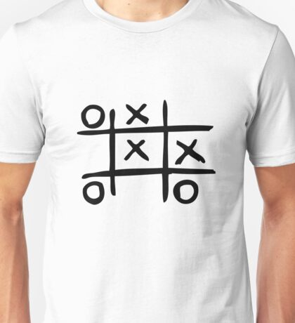 Noughts & Crosses Unisex T-Shirt