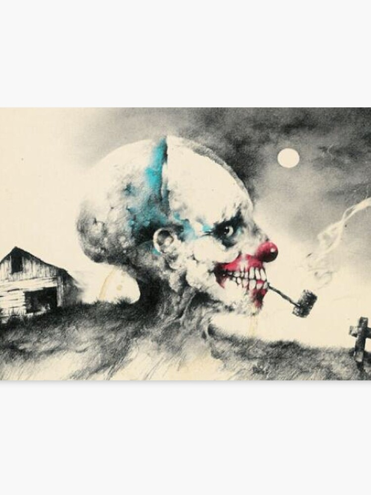 Scary Stories to tell in the dark | Canvas Print