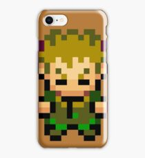 Brock Overworld Sprite iPhone Case/Skin