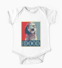 The Dood™ Goldendoodle Collection Short Sleeve Baby One-Piece