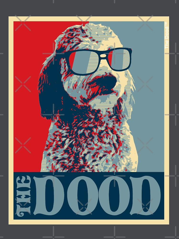 Die Dood ™ Goldendoodle Kollektion von SnowDogTees