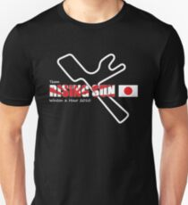Team Rising Sun - Black Tshirt Version Unisex T-Shirt