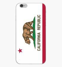 Patriotische Flagge der Republik Kalifornien iPhone-Hülle & Cover