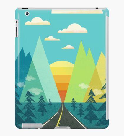 the Long Road iPad Case/Skin