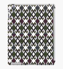 Bordados y tejidos iPad Case/Skin