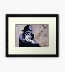 Bisbee Beauty Framed Print