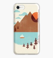 Indian Summer iPhone Case/Skin