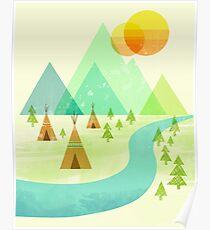 Native Lands Poster