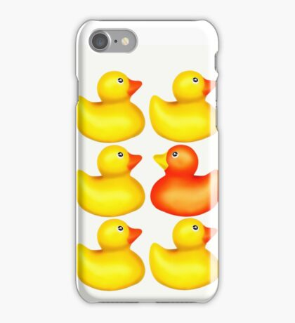 Hello Ducky! iPhone Case/Skin