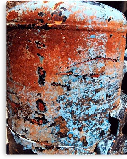 Old Pump by Gavin Kerslake