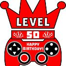 Level 50 Complete by wordpower900