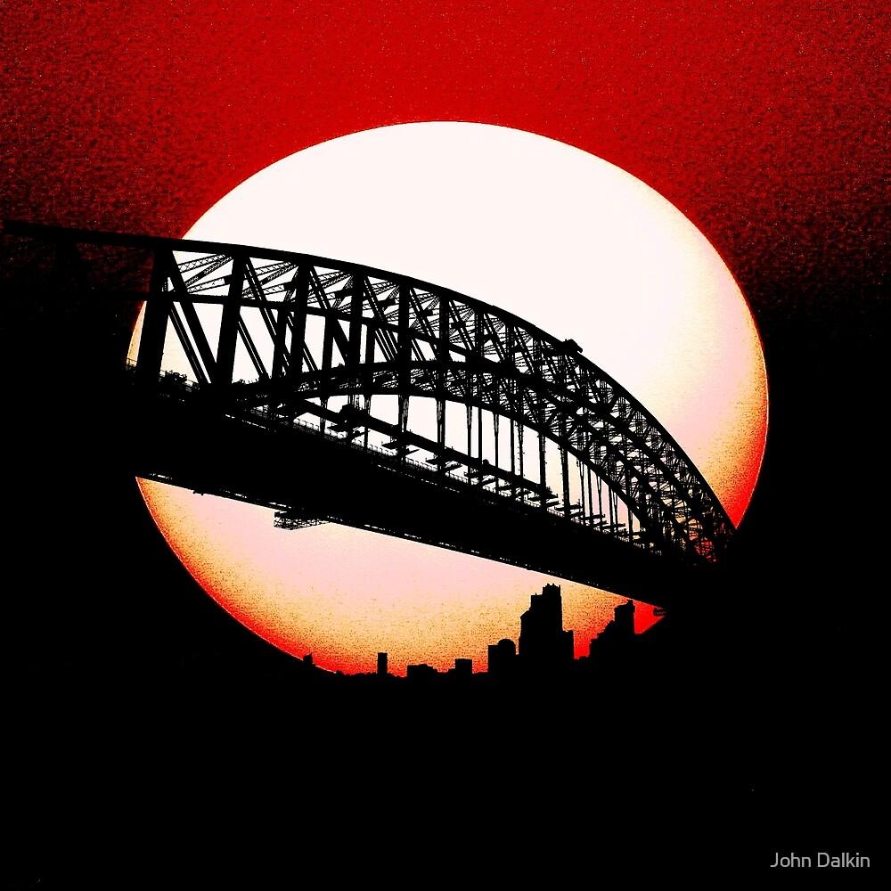 Dreams of Sydney by John Dalkin