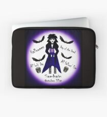 Gothic Girl Names Laptop Sleeves | Redbubble