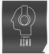 I Enjoy ASMR Poster