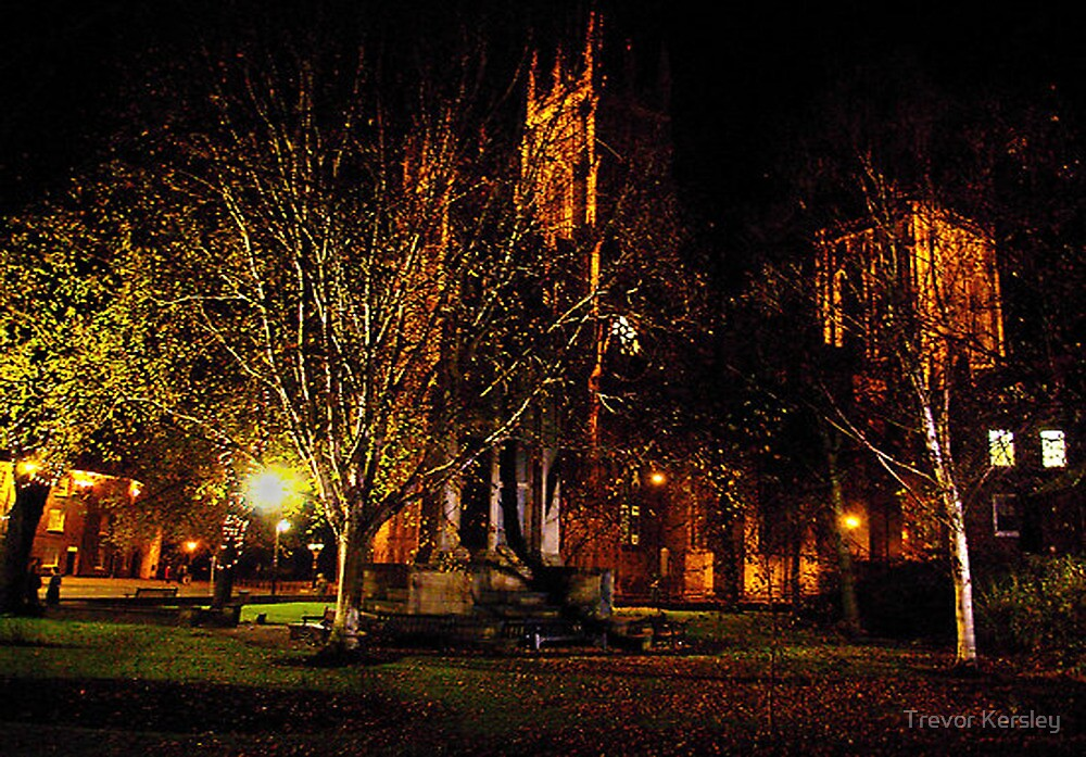 York Minster #4 by Trevor Kersley