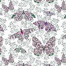 An Abundance of Flutters by Debi Hudson
