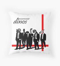 Reservoir Dinos 2 Throw Pillow