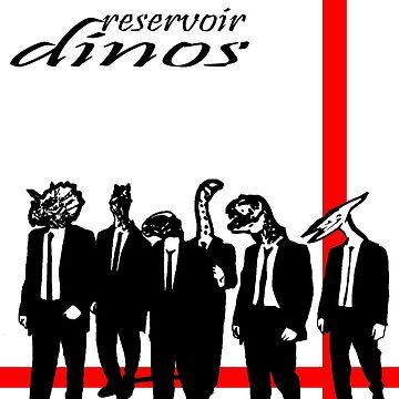 Reservoir Dinos 2 by restructured1