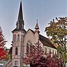 Jacksonville Presbyterian Church by Bryan D. Spellman