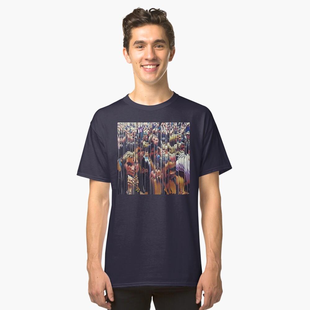 Concert Crowd Fans Classic T-Shirt