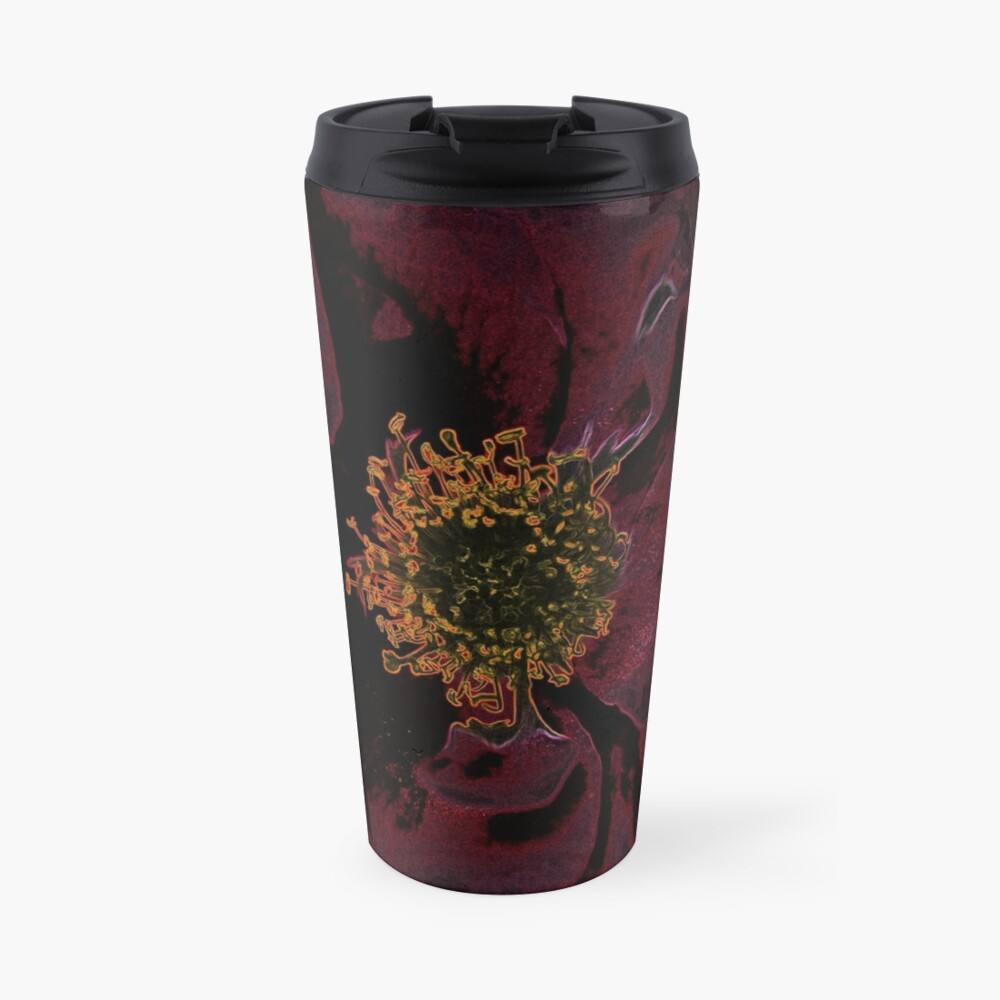 Bush Rosen Neon Thermobecher