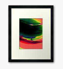21(1) Framed Print