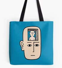 In my mind there may be me Tote Bag