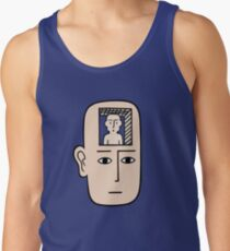 In my mind there may be me Tank Top