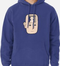 In my mind there may be me Pullover Hoodie