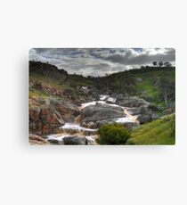 Mannum Waterfalls Canvas Print