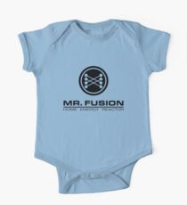 Mr. Fusion One Piece - Short Sleeve