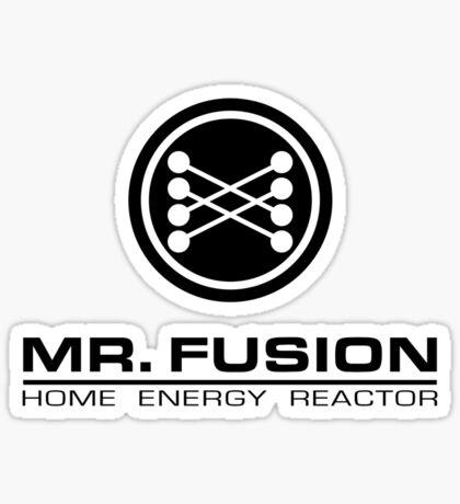 Mr. Fusion Sticker