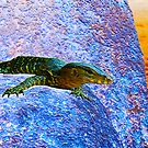 Water Dragon Surreal by Keith Richardson