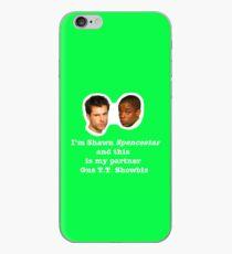 Showbiz iPhone Case