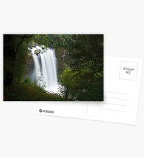 Hopetoun Falls from above Postcards