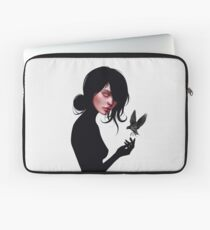 """You can call me """"V"""" Laptop Sleeve"""