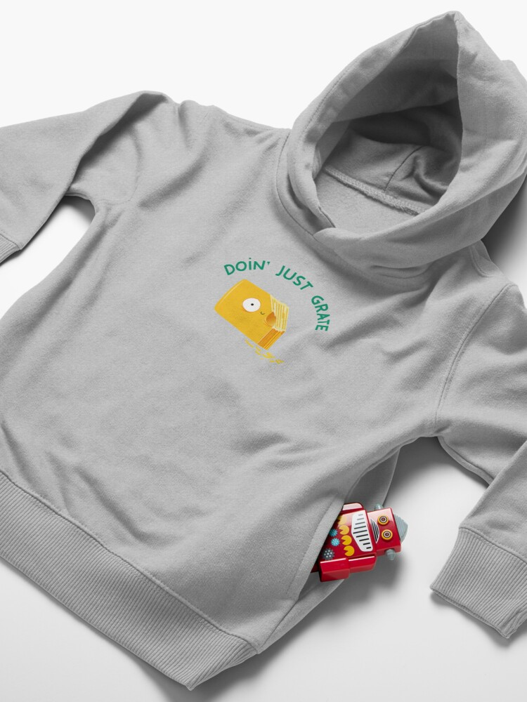 Alternate view of Grate Toddler Pullover Hoodie